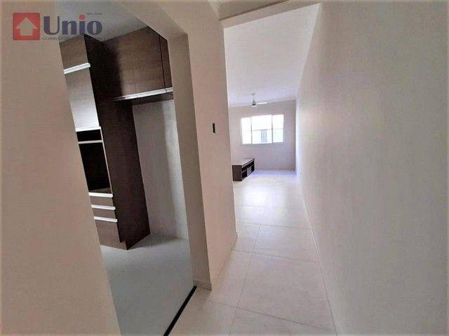 Apartamento com 3 dormitórios à venda, 72 m² por R$ 164.000 - Morumbi - Piracicaba/SP - Foto 3