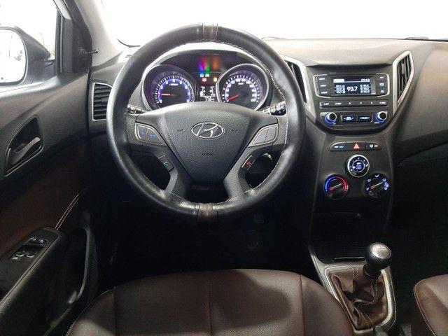 Hyundai HB20 Unique 1.0 12v Flex 2019 Extra!!! - Foto 8