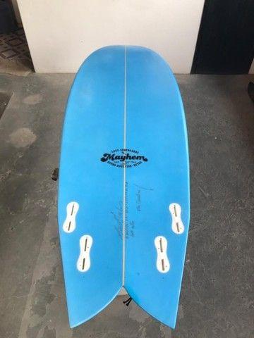 Prancha de surfe lost mayhem - Foto 4