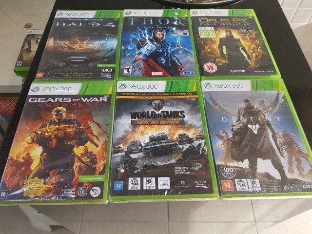 Halo 4 Ed. Colecionador (Dublado-Novo-lacrado) - Xbox360 - Original - Foto 3