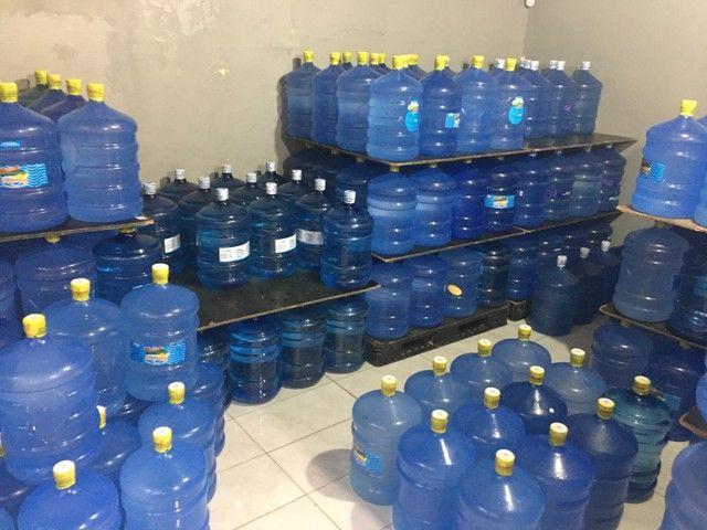 Bombona de água mineral vasia r$ 12.00