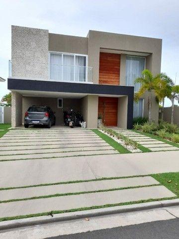 Casa com pé direito duplo 4/4 Alphaville litoral I - Foto 10