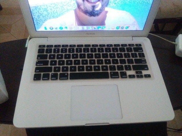 Vendo Mac book muito novo  - Foto 4