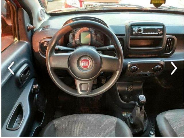 Fiat mobi 1.0 easy vermelho - Foto 6