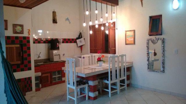 Alugo linda casa com piscina em em Arroio do Sal/RS - Foto 11
