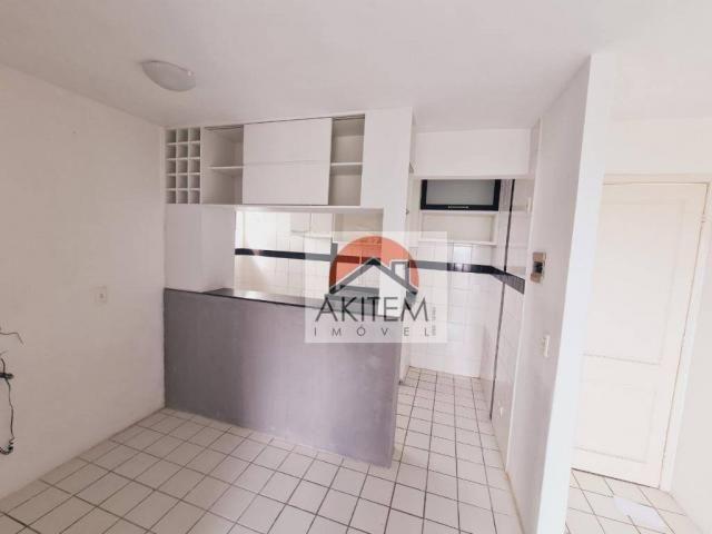 Apartamento com 1 quarto à venda, 40 m² por R$ 149.990 - Rio Doce - Olinda/PE - Foto 12