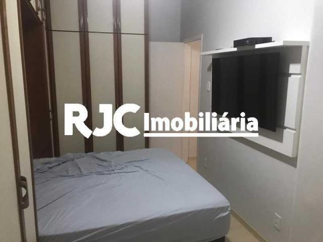Apartamento à venda com 3 dormitórios em Rio comprido, Rio de janeiro cod:MBAP33336 - Foto 4