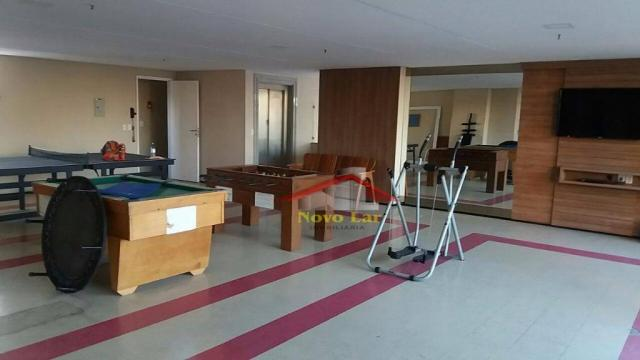 Apartamento com 3 dormitórios para alugar, 113 m² por R$ 1.800,00/mês - Fátima - Fortaleza - Foto 18