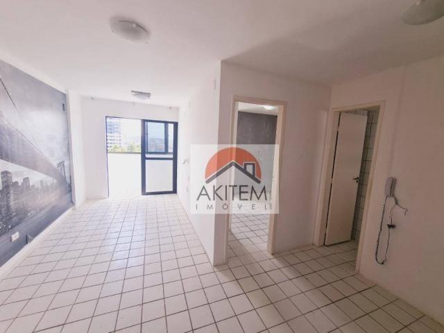 Apartamento com 1 quarto à venda, 40 m² por R$ 149.990 - Rio Doce - Olinda/PE - Foto 18