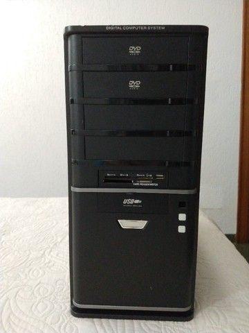 PC desktop para uso básico ou aproveitamento de peças - Foto 2