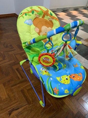 Cadeira de Descanso Baby Style Lite Aqua - 0 a 11kg