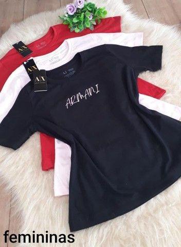Camisas femininas  - Foto 4