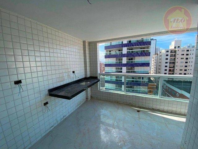 Apartamento com 2 dormitórios à venda, 70 m² por R$ 359.000 - Tupi - Praia Grande/SP - Foto 16