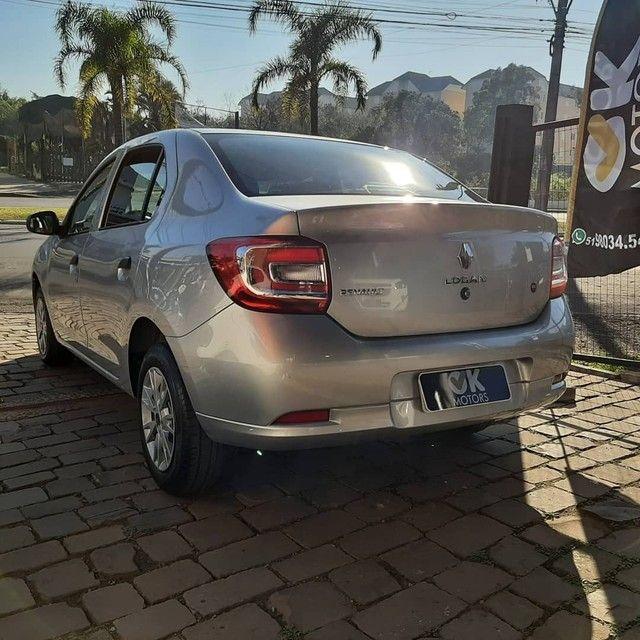 Renault Logan Life 1.0 12v 2020! R$52.500,00 à vista! - Foto 4