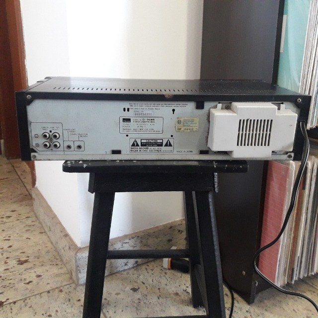 Tape Deck duplo Sansui ñ Receiver Gradiente Marantz CCE Sony Akai Kenwood Technics   - Foto 3
