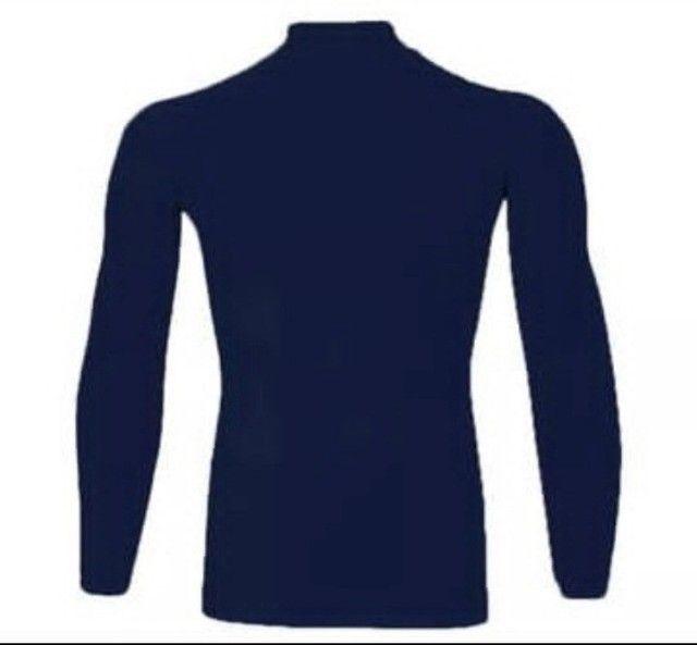 Camisas térmicas com proteção UV +50