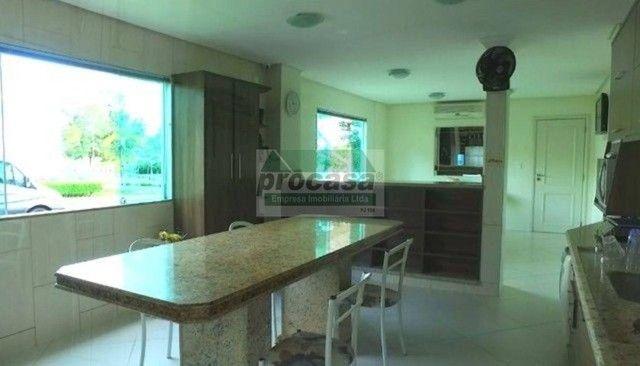 Casa com 4 suites p/ alugar na Ponta Negra em condominio fechado - Foto 9
