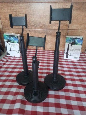 Pedestal profissional para Celular - Foto 2