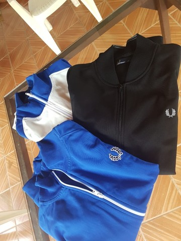 Jaqueta Fred Perry