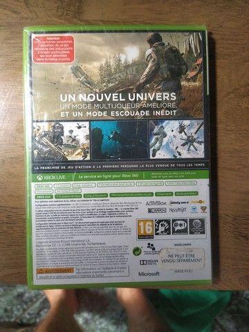 Call of dutt Xbox 360 lacrado - Foto 3