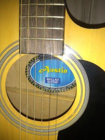 Vende-se violão R$ 300 - Foto 5