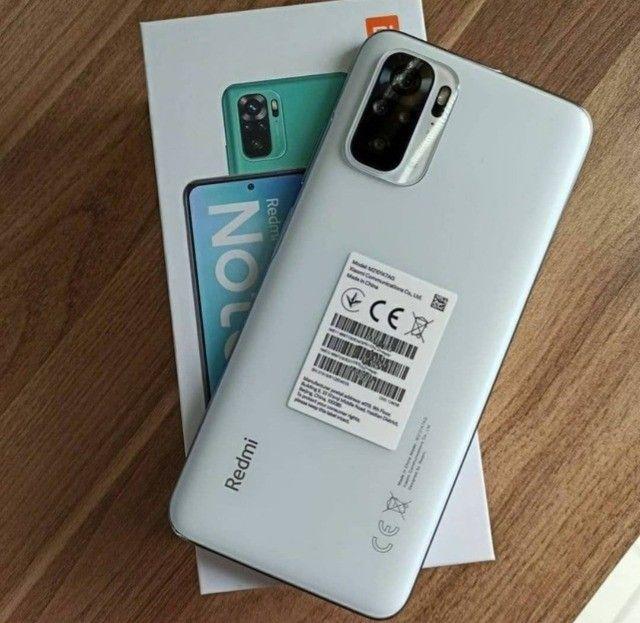 Imperdível! Redmi Note 10 128GB Lacrado - Foto 3