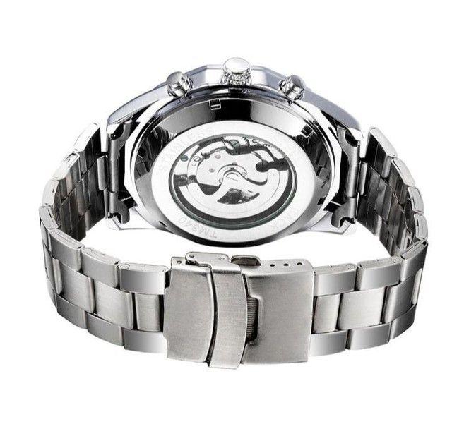 Relógio Winner automático - Foto 3