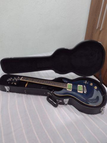 Guitarra Tagima pr200 com case - Foto 4