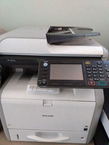 impressora ricoh SP4510sf