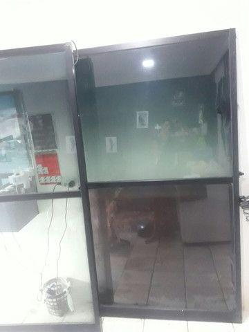 Porta de vidro seminova  - Foto 3