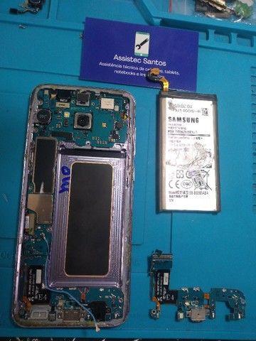 Troca de Tela, Bateria, Conector. - Foto 4