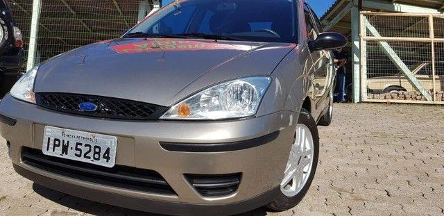 Ford Focus Flex 1.6 - 5p - 2009 - Completo - Foto 9