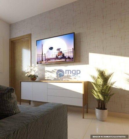 Apartamento com 2 dormitórios à venda, 47 m² por R$ 279.000 - Vila Dom Pedro II - São Paul - Foto 5