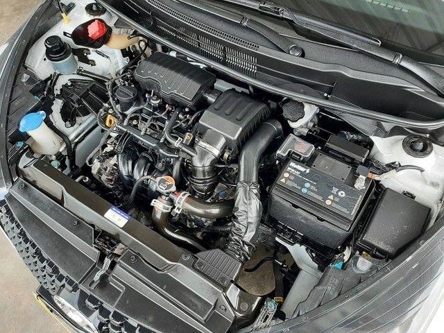 Hyundai HB20 Unique 1.0 12v Flex 2019 Extra!!! - Foto 12