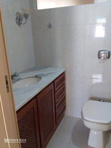 Apartamento com 2 dormitórios para alugar, 95 m² por R$ 1.100,00/mês - Centro - Cascavel/P - Foto 11