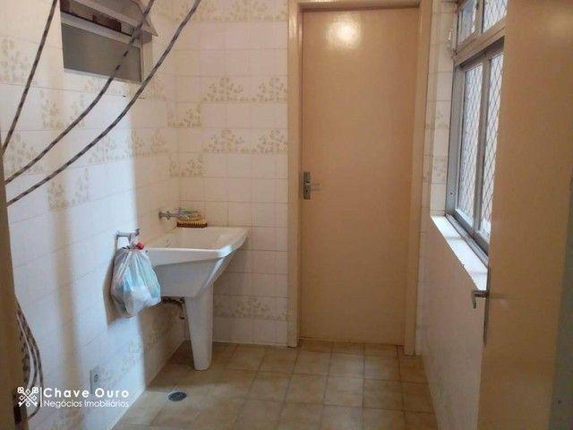 Apartamento com 2 dormitórios para alugar, 95 m² por R$ 1.100,00/mês - Centro - Cascavel/P - Foto 14