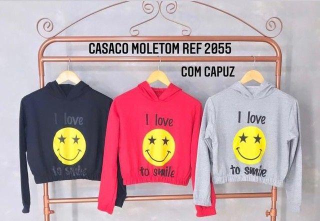 Casaco Moletom  - Foto 2