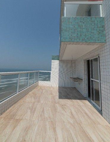Cobertura Duplex Novíssima no Caiçara, Praia Grande!!! - Foto 19