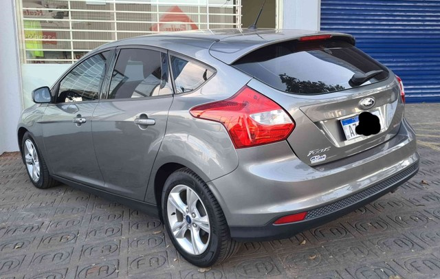 FORD FOCUS 14/15 S AT 1.6 HATCH  - Foto 5