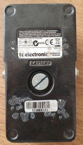 Pedal (usado) Guitarra Dark Matter Distortion - TC Electronic - Foto 6