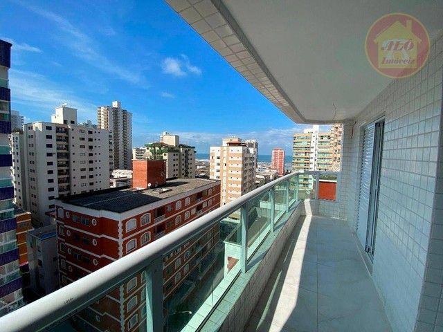 Apartamento com 2 dormitórios à venda, 70 m² por R$ 359.000 - Tupi - Praia Grande/SP - Foto 18
