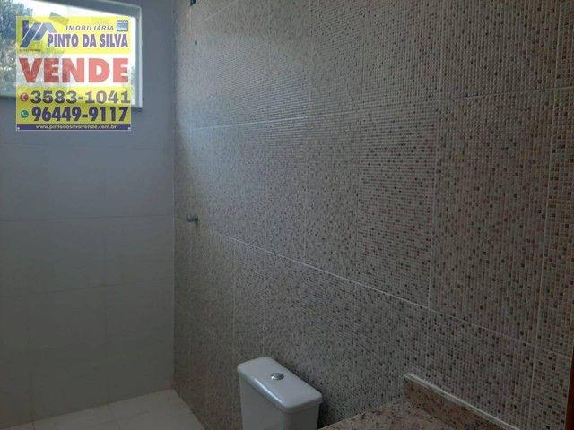 Casa com 3 dormitórios à venda, 140 m² por R$ 390.000,00 - Itaipuaçu - Maricá/RJ - Foto 18