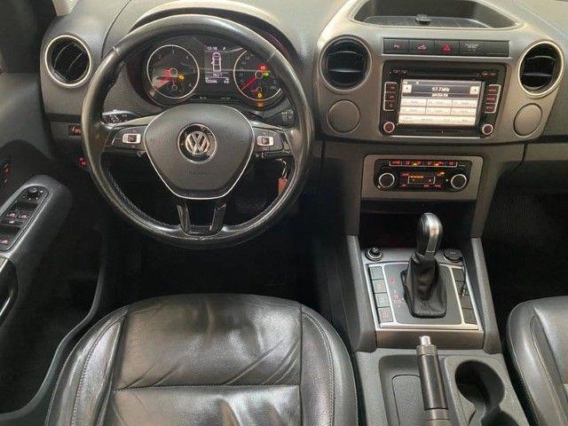 2016 Volkswagen Amarok Highline CD 2.0 4X4 Diesel AUT - Foto 17