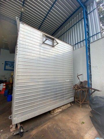 Contanear de alumínio  térmico com instalacao  6x2.5 - Foto 3