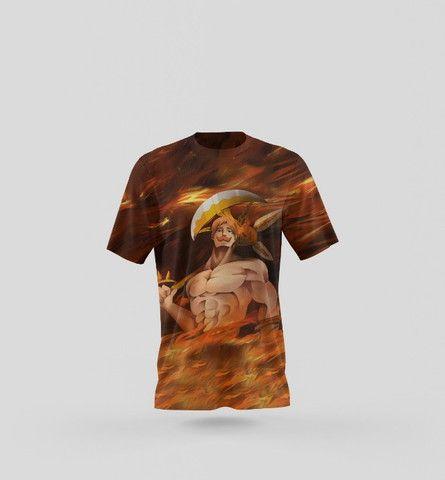 Venda de Camisas Personalizadas (Sublimação Total) - Foto 5