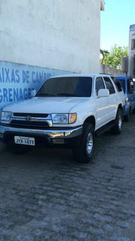HILUX SW4 4X4 3.0 COMPLETA 7 LUGARES 1998