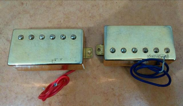 Captadores Humbucker Wilkinson