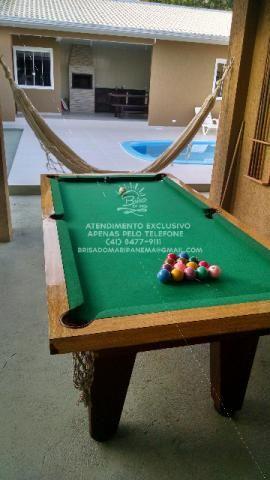 Casa com piscina e ar condicionado em Ipanema - Foto 14