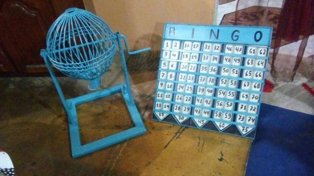 Conjunto de bingo