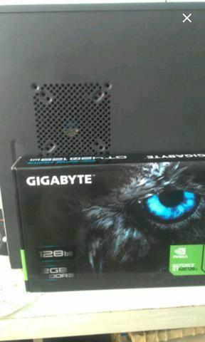 Placa de vídeo GT 420 2 gb DDR3